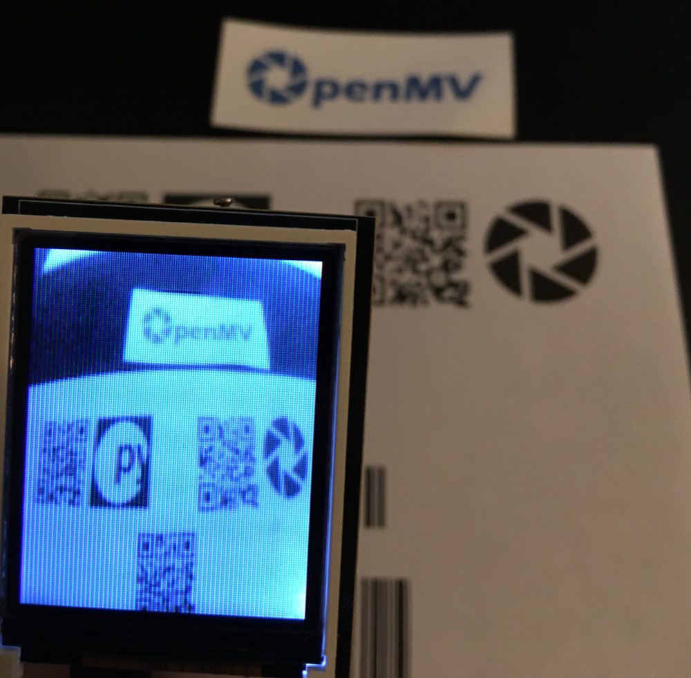 Reading barcodes with Python and OpenMV - PyImageSearch